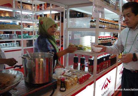 Food & Hotel Indonesia 2013 インドネシアレポート Vol.2