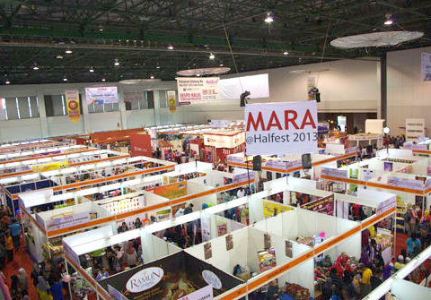 Halfest 2013ハラール商品展示会 マレーシアレポート (ハラール認証 JAKIM)Vol.4