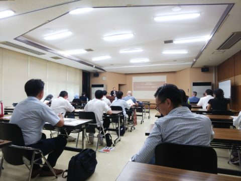 9月11日 静岡県主催「ハラール対応基礎セミナー」レポート