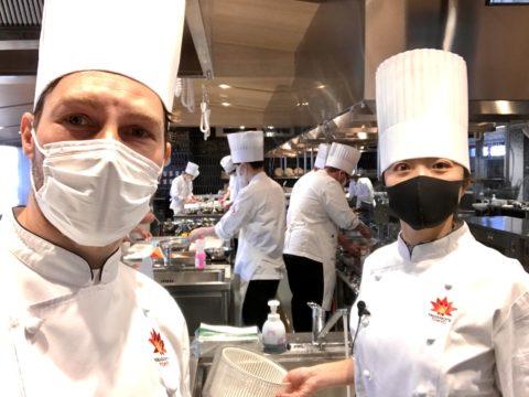村川学園 東京山手調理師専門学校のハラルセミナー&調理実習を行いました